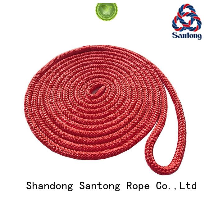 SanTong durable mooring rope online for tubing