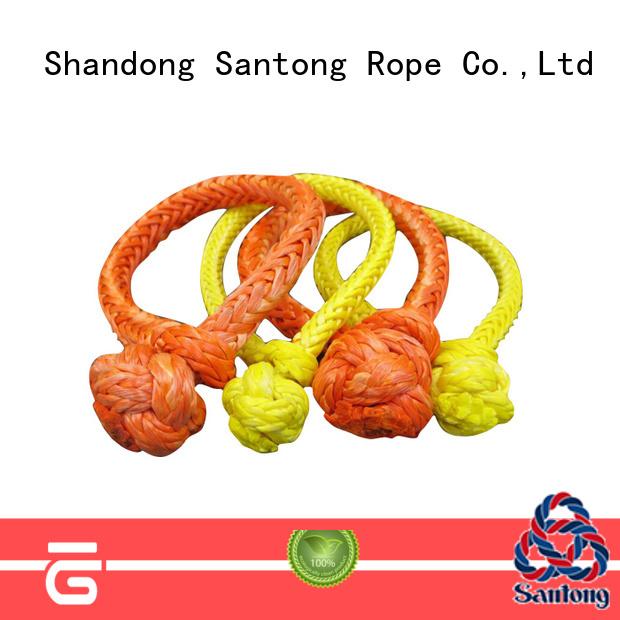 shackle rope shackle manufacturer for outdoor SanTong