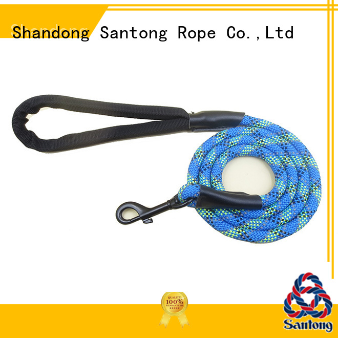 long lasting rope leash rope at discount for large dog