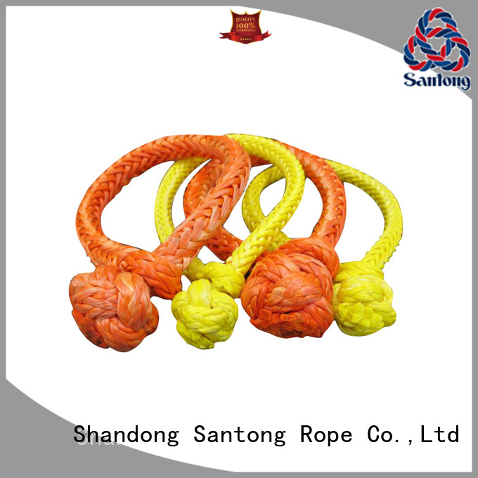SanTong customized rope shackle manufacturer for daily life