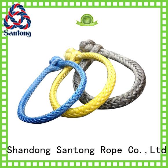 SanTong practical soft shackle sailing blue for vehicle