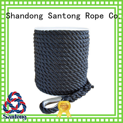 braided anchor rope and chain at discount