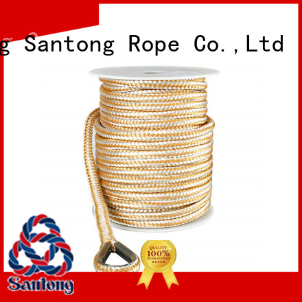 durable braided ropestrand factory price for gas