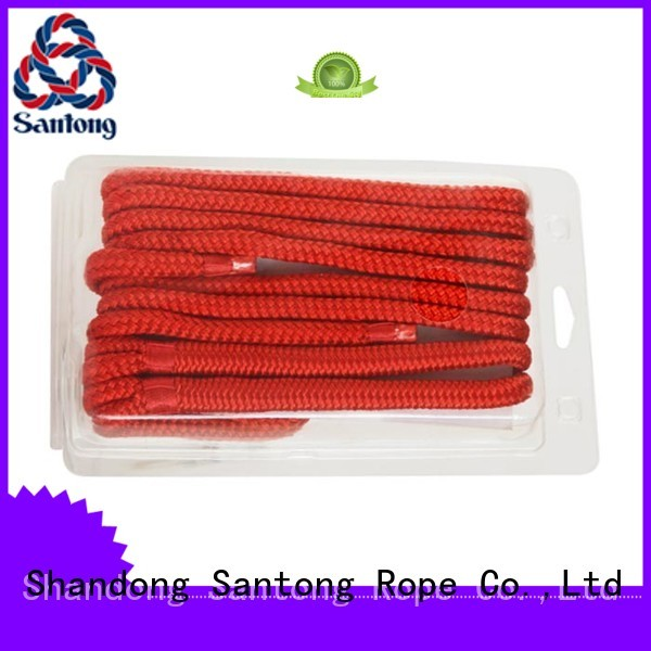 SanTong 3strand rope for sale with good price for docks