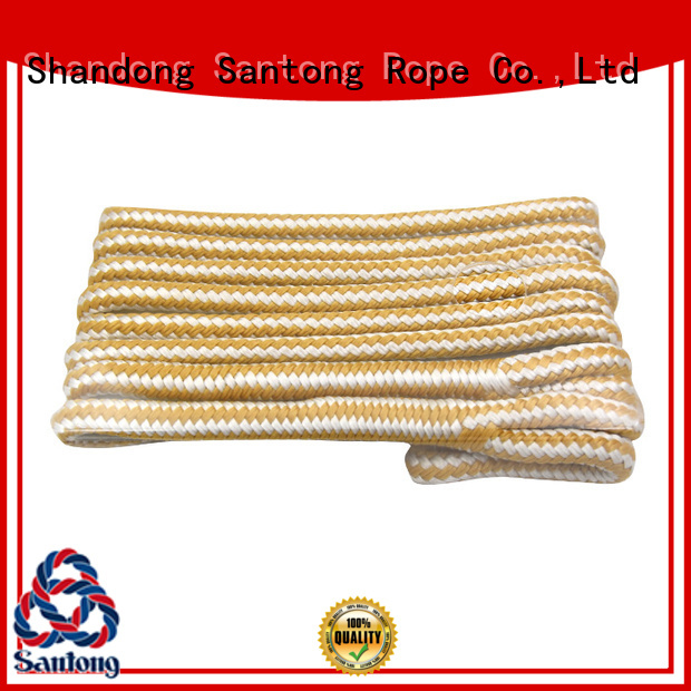 practical fender rope braided factory for pilings