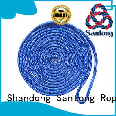 SanTong stretch boat ropes marine for tubing
