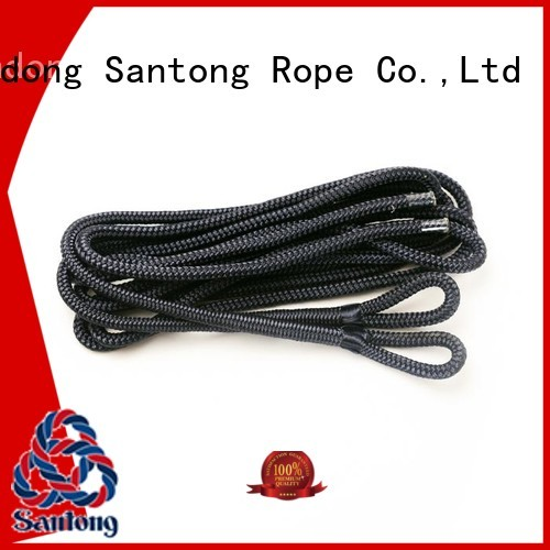 SanTong rope nylon rope design for prevent damage from jetties