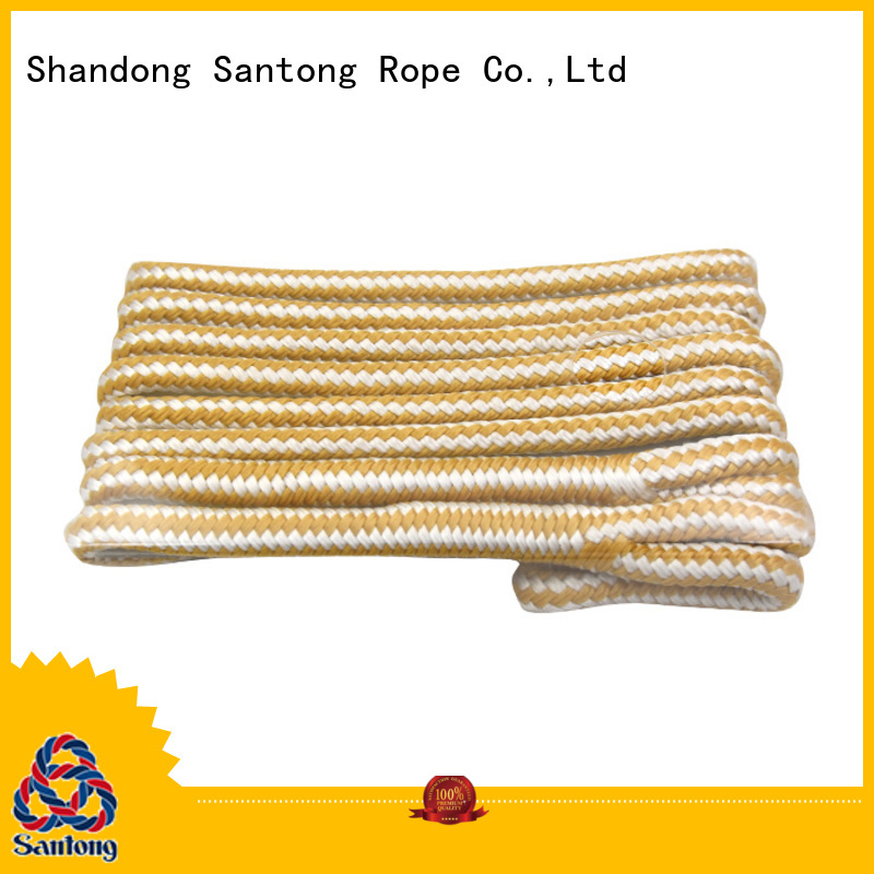 SanTong twisted rope factory for pilings