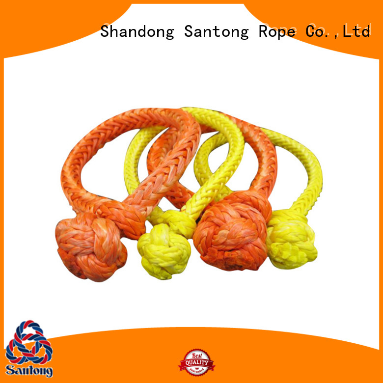SanTong utility rope shackle series for vehicle
