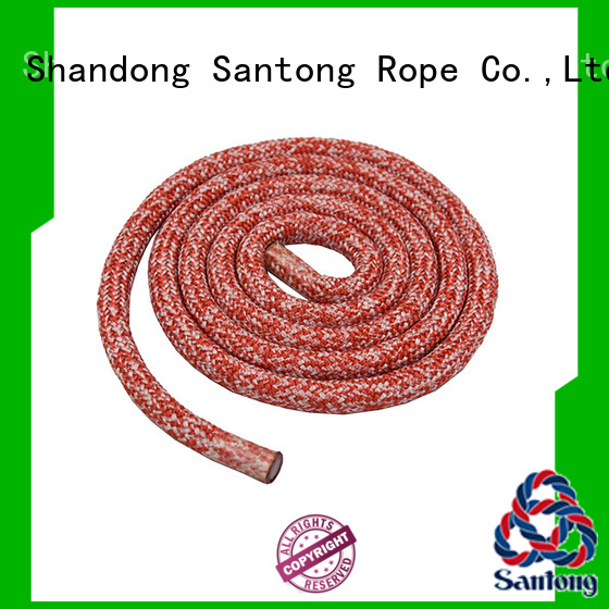 high strength braided nylon rope braided factory for sailing