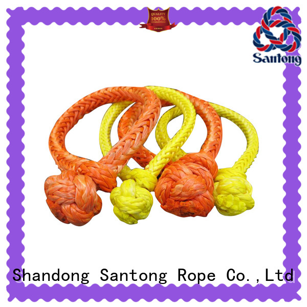 SanTong soft rope for sale manufacturer for outdoor
