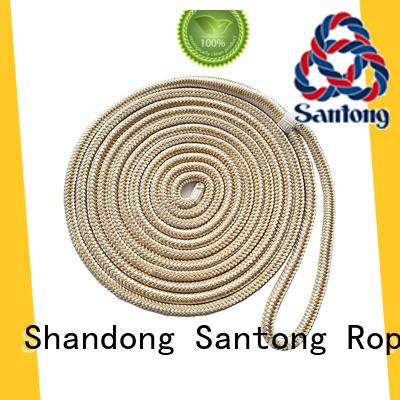 SanTong stronger dock ropes double for wake boarding