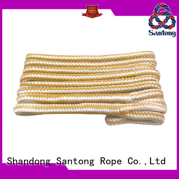 practical twisted rope solid with good price for docks