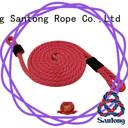 multifunction polyester rope 3strand design for prevent damage from jetties