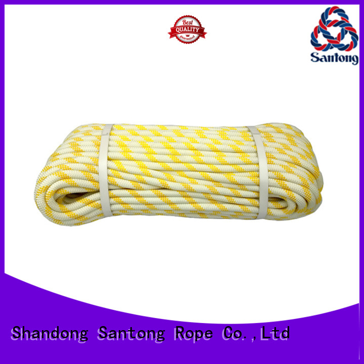 SanTong climbing rope static on sale for caving