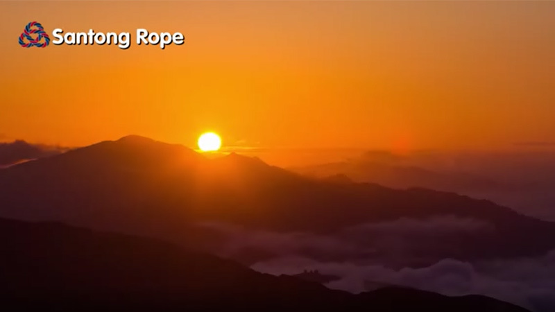 Shandong Santong Rope Co、Ltdのローブライビデオ