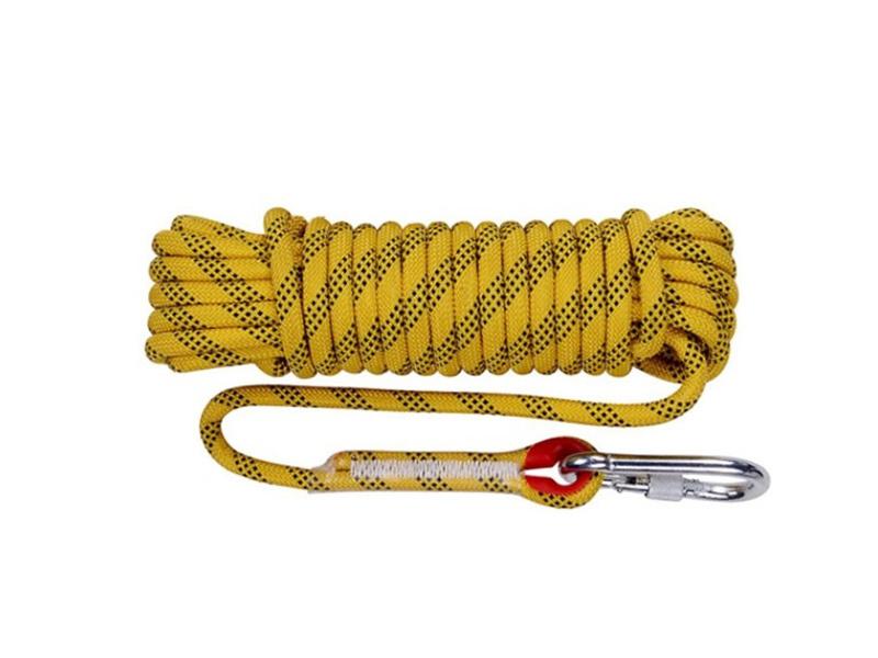 display of  Climbing rope