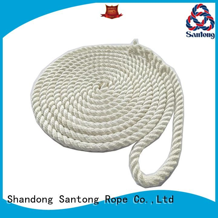 SanTong professional ship rope supplier for skiing
