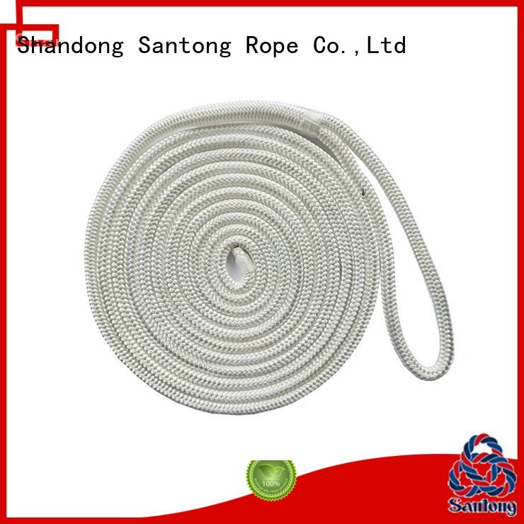 SanTong stronger braided rope supplier for wake boarding