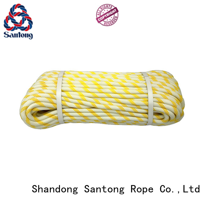 SanTong climbing static rope sale customized for climbing