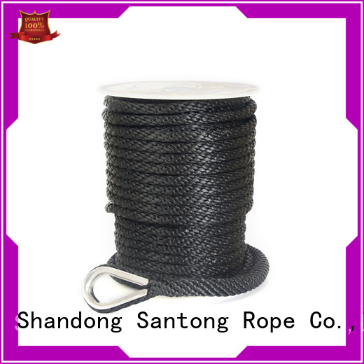 SanTong good quality anchor rope for boats wholesale for saltwater