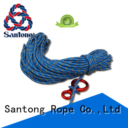 SanTong customized tree rope manufacturer for arborist