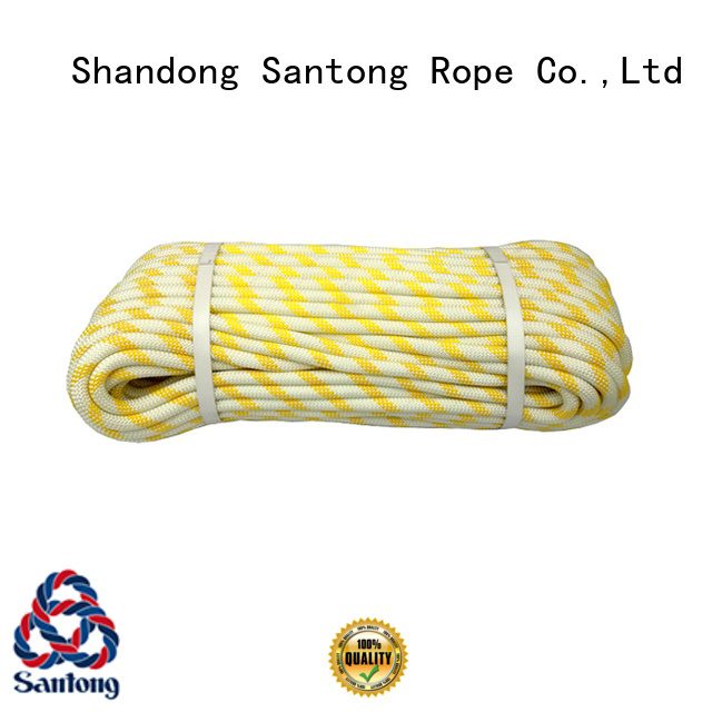 rope braided rope on sale for abseiling SanTong