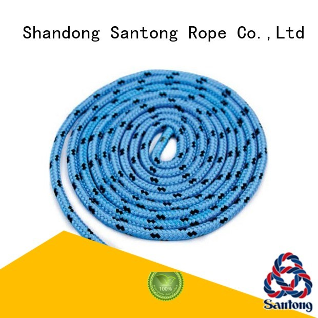 high strength ropes factory for sailing
