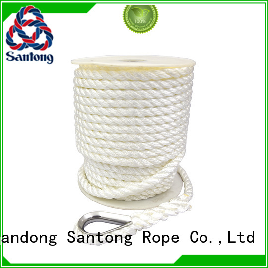 anchor ropes white for gas SanTong