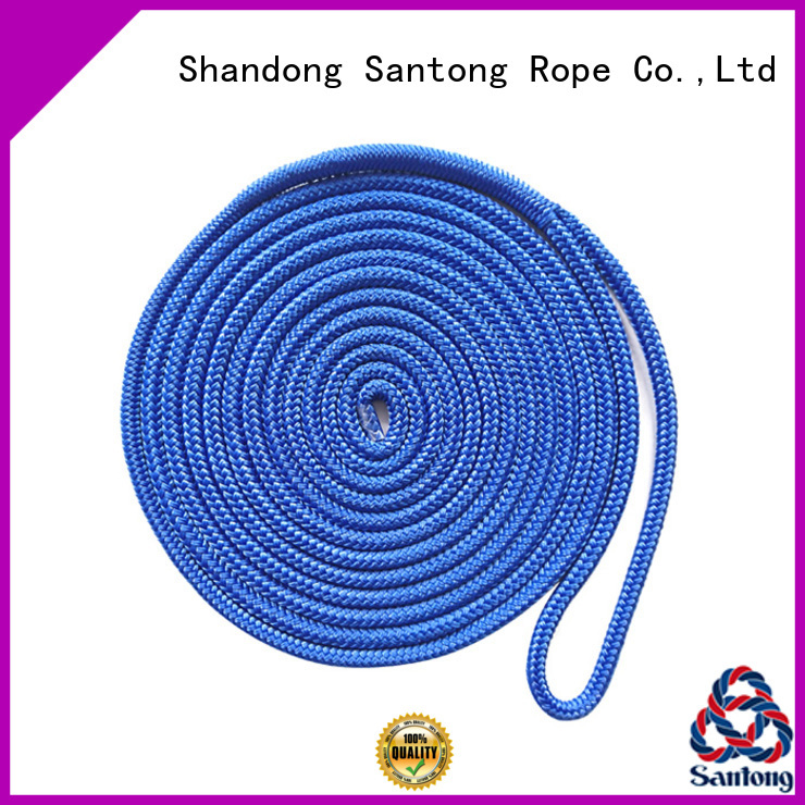 stretch dock lines factory price for skiing