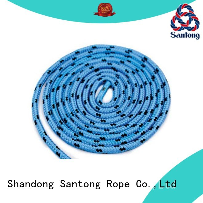 durable ropes polyester1624 with good price for boat