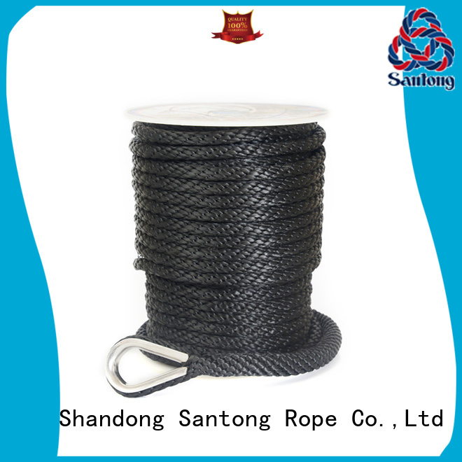 SanTong professional boat anchor rope wholesale