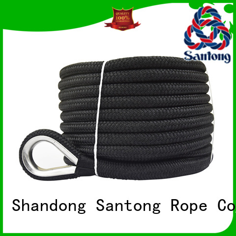 SanTong good quality anchor rope for boats supplier for oil