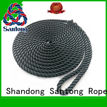 SanTong durable twisted rope supplier for wake boarding