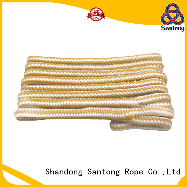 SanTong multifunction boat fender rope factory for pilings