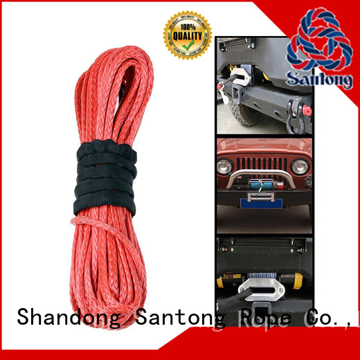 light braided rope wholesale for vehicle