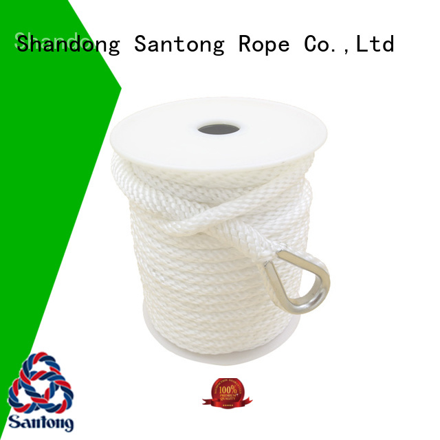 SanTong nylon anchor rope supplier for gas