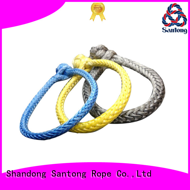 SanTong practical shackle rope from China for vehicle