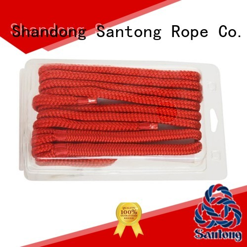 SanTong braided rope factory for docks