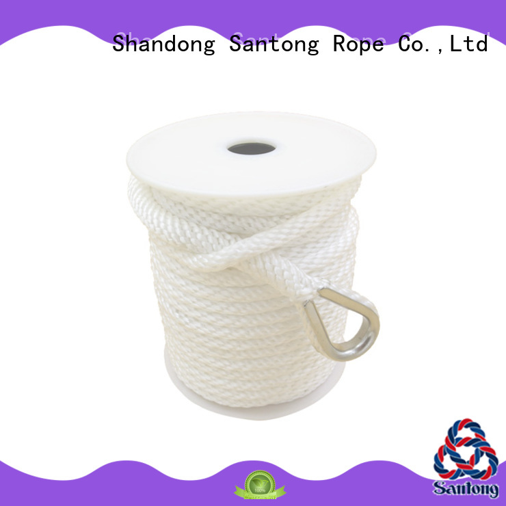 long lasting rope suppliers white factory price