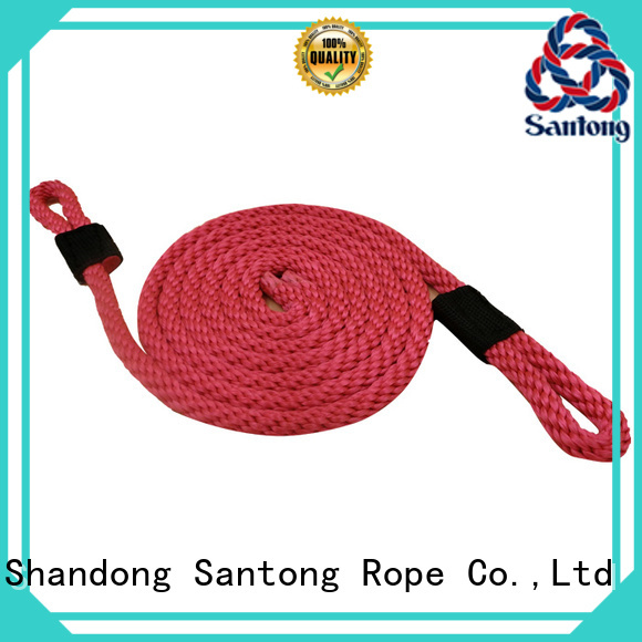 SanTong multifunction twisted rope with good price for prevent damage from jetties