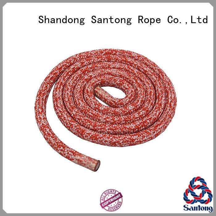 SanTong polyester16 sailboat rope factory for sailing