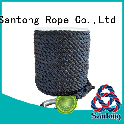 SanTong anchor rope and chain factory price for gas