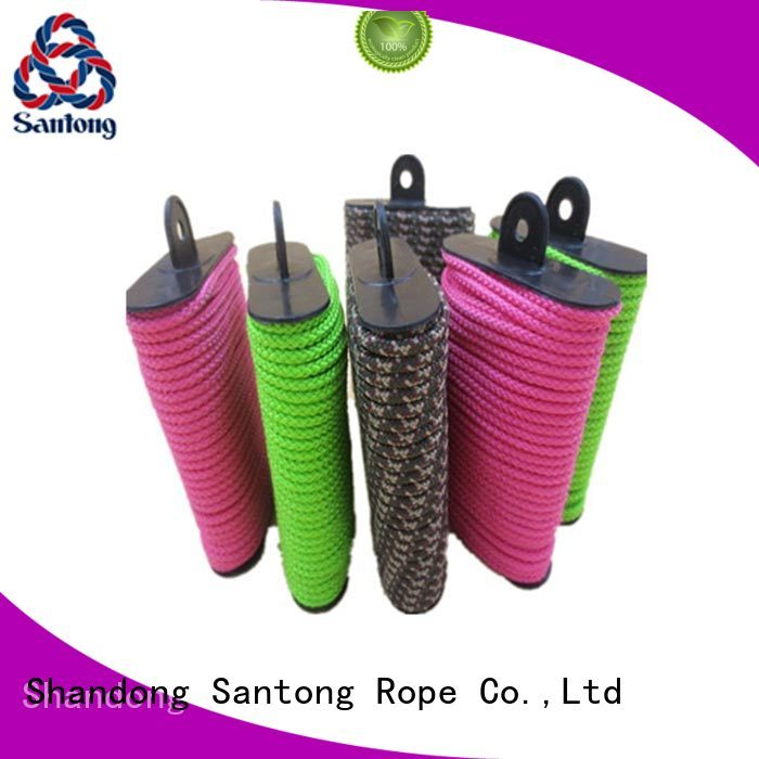 SanTong abrasion resistance cloth drying rope personalized for garden