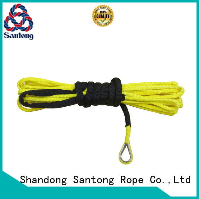 light winch rope directly sale for truck