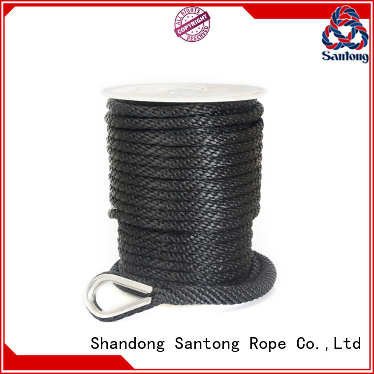 SanTong long lasting anchor rope for boats factory price