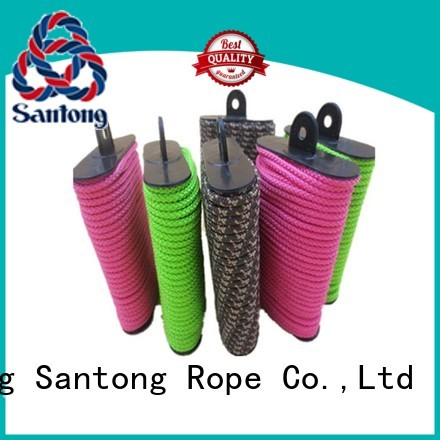 SanTong colorful utility cord supplier for tent