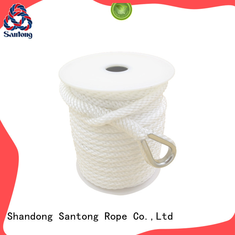 SanTong anchor rope and chain supplier for saltwater