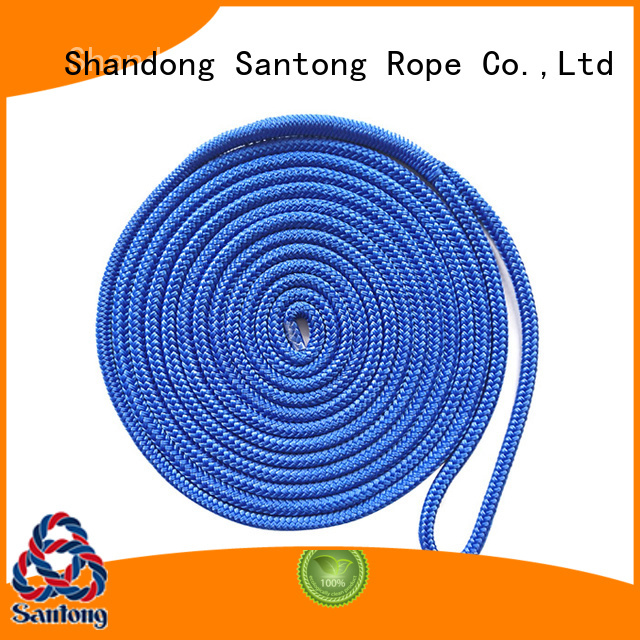 SanTong stronger dock lines factory price for skiing