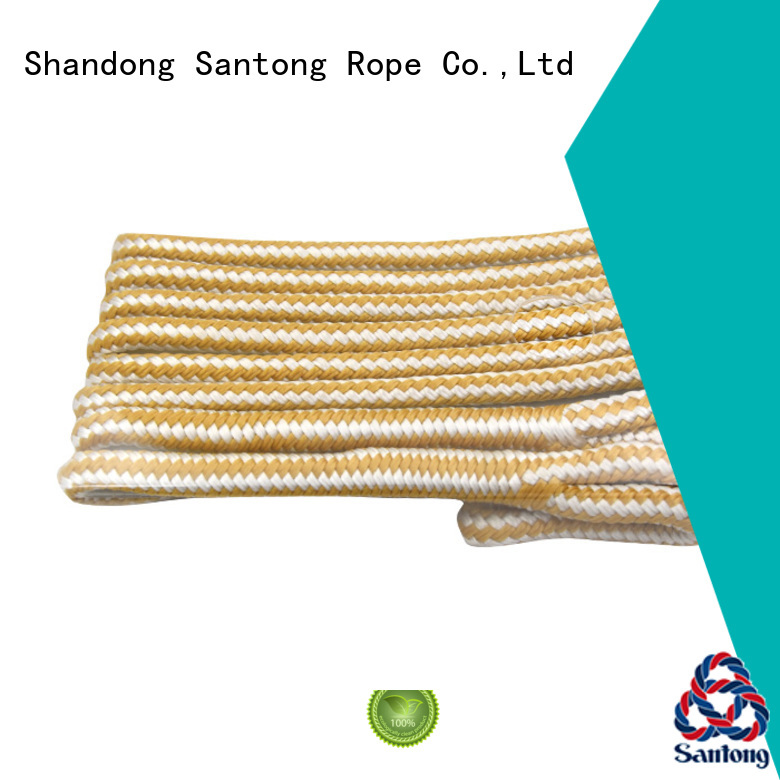 SanTong fender rope with good price for prevent damage from jetties